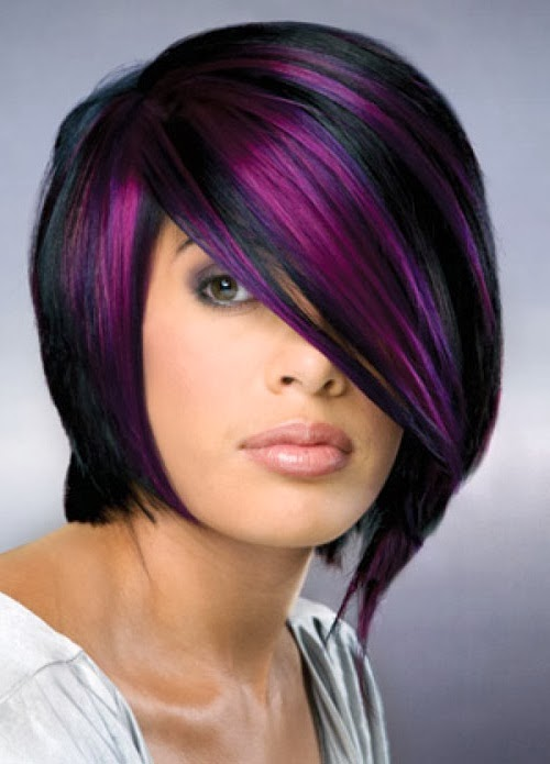 The Hair Connection Rainbow Hair Colors